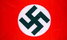 GERMAN WW2 REGULAR (NAZI) - 8 X 5 FLAG
